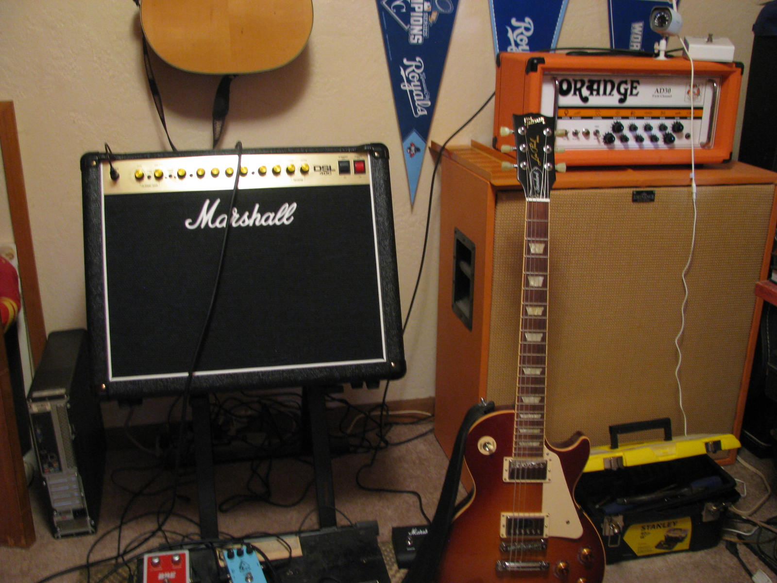 Using a 4x12 Cab With DSL 40C - my.marshall.com on